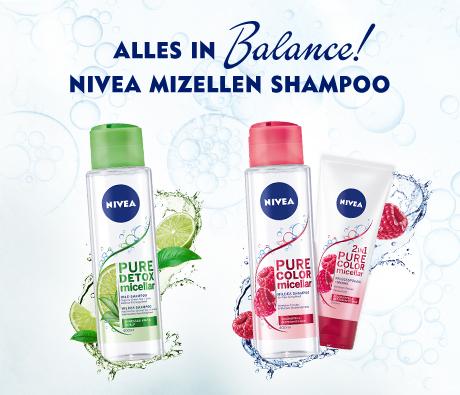 NIVEA Mizellen Shampoo